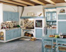 Provansas stila virtuves interjers - galvenie dekorēšanas un dekorēšanas aspekti